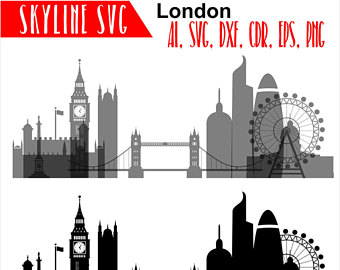 Cityscape svg #6, Download drawings