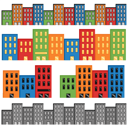 Cityscape svg #11, Download drawings