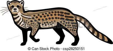 Civet clipart #20, Download drawings