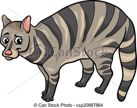 Civet clipart #18, Download drawings