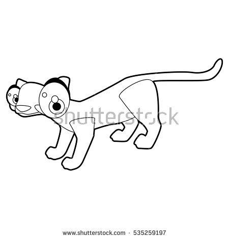 Civet coloring #8, Download drawings
