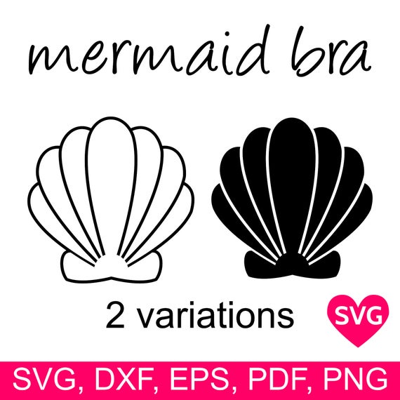 clam shell svg #741, Download drawings