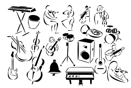 Classical clipart #11, Download drawings