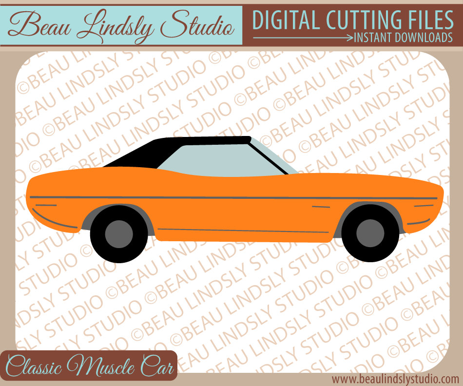 Muscle Car svg #7, Download drawings