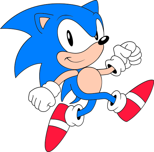Sonic The Hedgehog svg #20, Download drawings