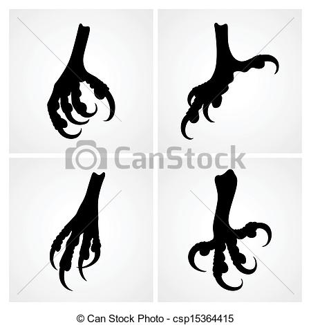 Claws clipart #12, Download drawings