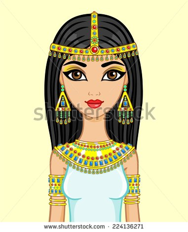 Cleopatra svg #9, Download drawings