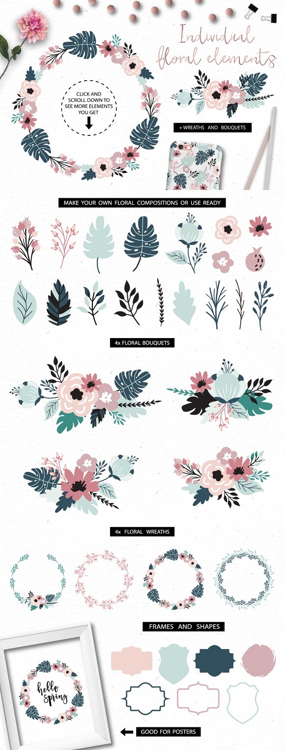 Click N Bloom clipart #11, Download drawings