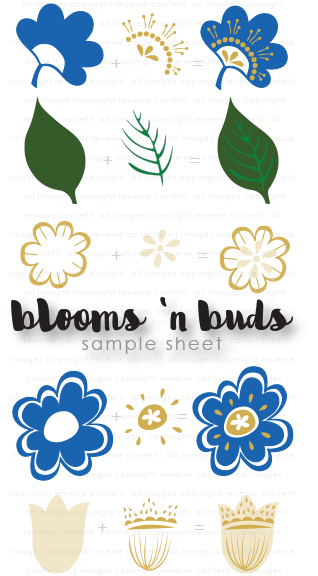 Click N Bloom clipart #5, Download drawings