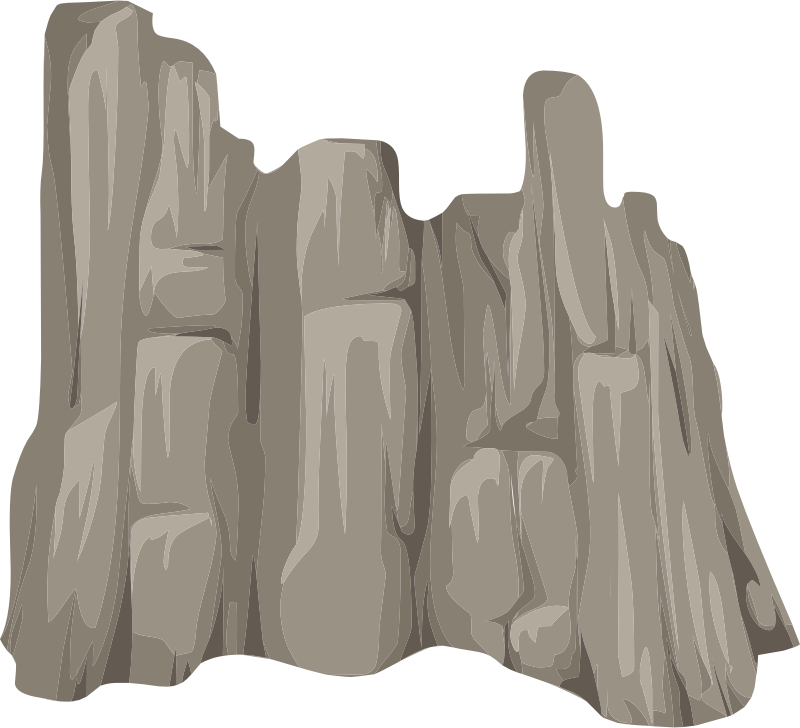 Cliff clipart #7, Download drawings