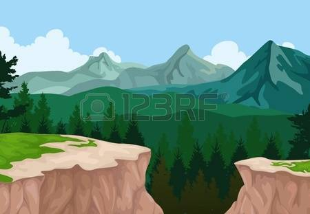 Cliff clipart #9, Download drawings