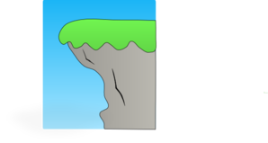 Cliff clipart #10, Download drawings