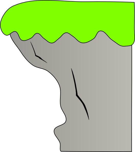 Cliff clipart #15, Download drawings