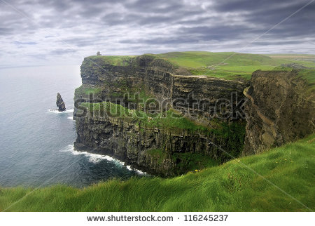 Cliffs Of Moher clipart #1, Download drawings