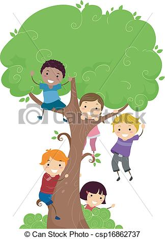 Climbing Tree clipart #16, Download drawings