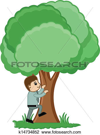 Climbing Tree clipart #5, Download drawings