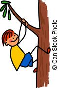 Climbing Tree clipart #19, Download drawings