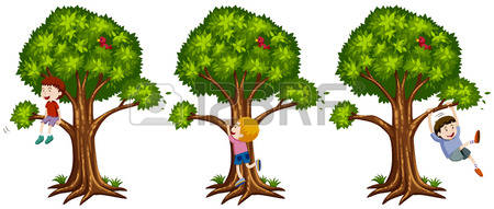 Climbing Tree clipart #14, Download drawings