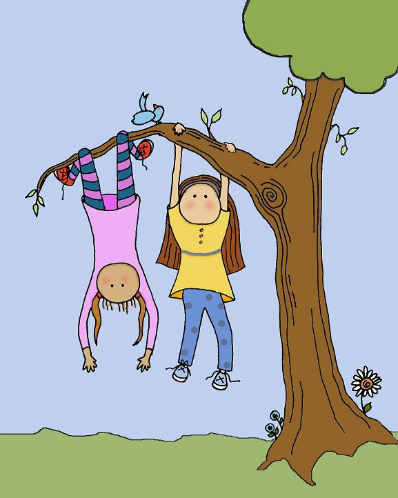 Climbing Tree clipart #2, Download drawings