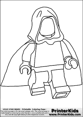 Cloak coloring #10, Download drawings