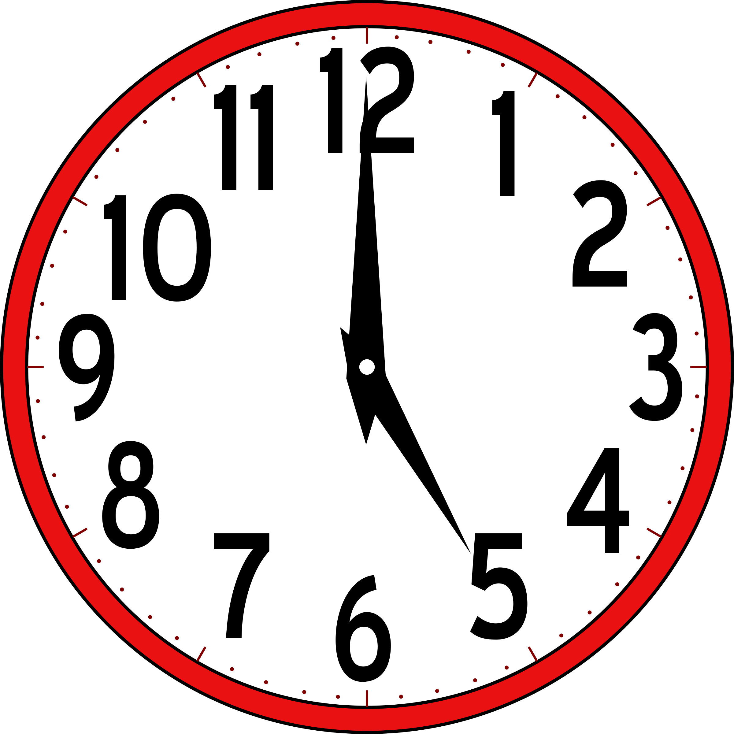Clock clipart #12, Download drawings