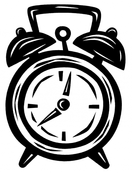 Clock clipart #3, Download drawings