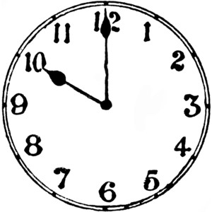 Clock clipart #9, Download drawings
