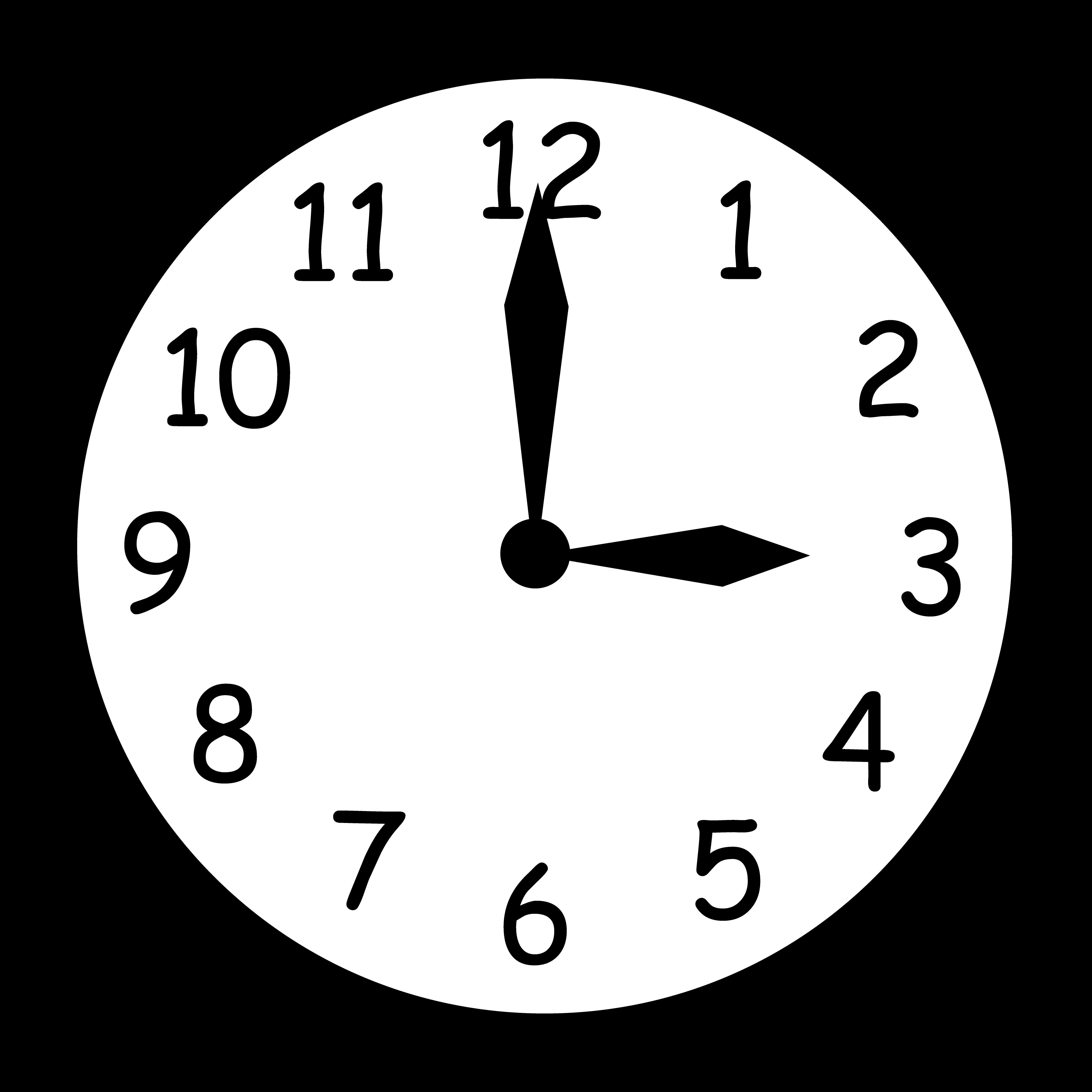 Clock clipart #6, Download drawings