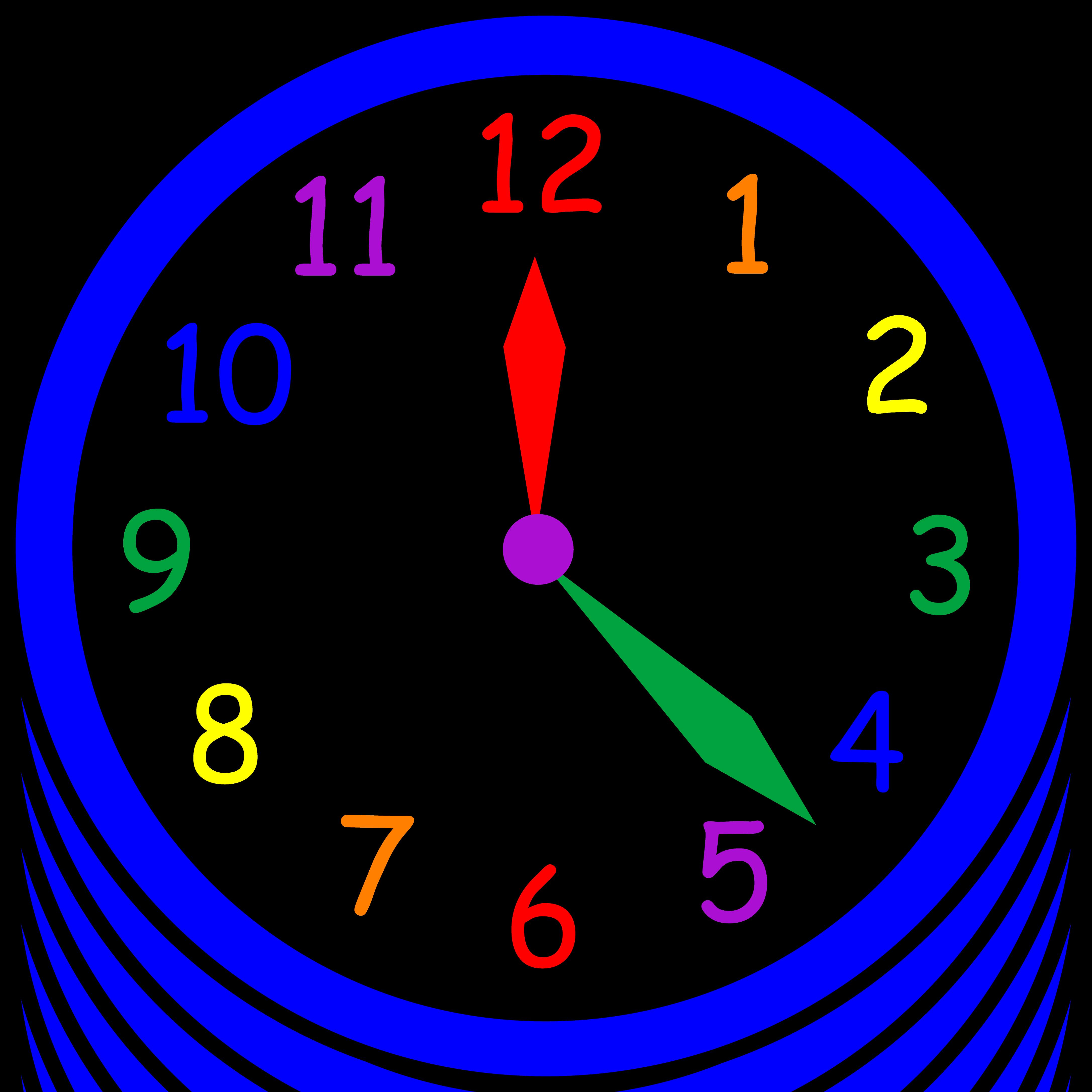 Clock clipart #5, Download drawings