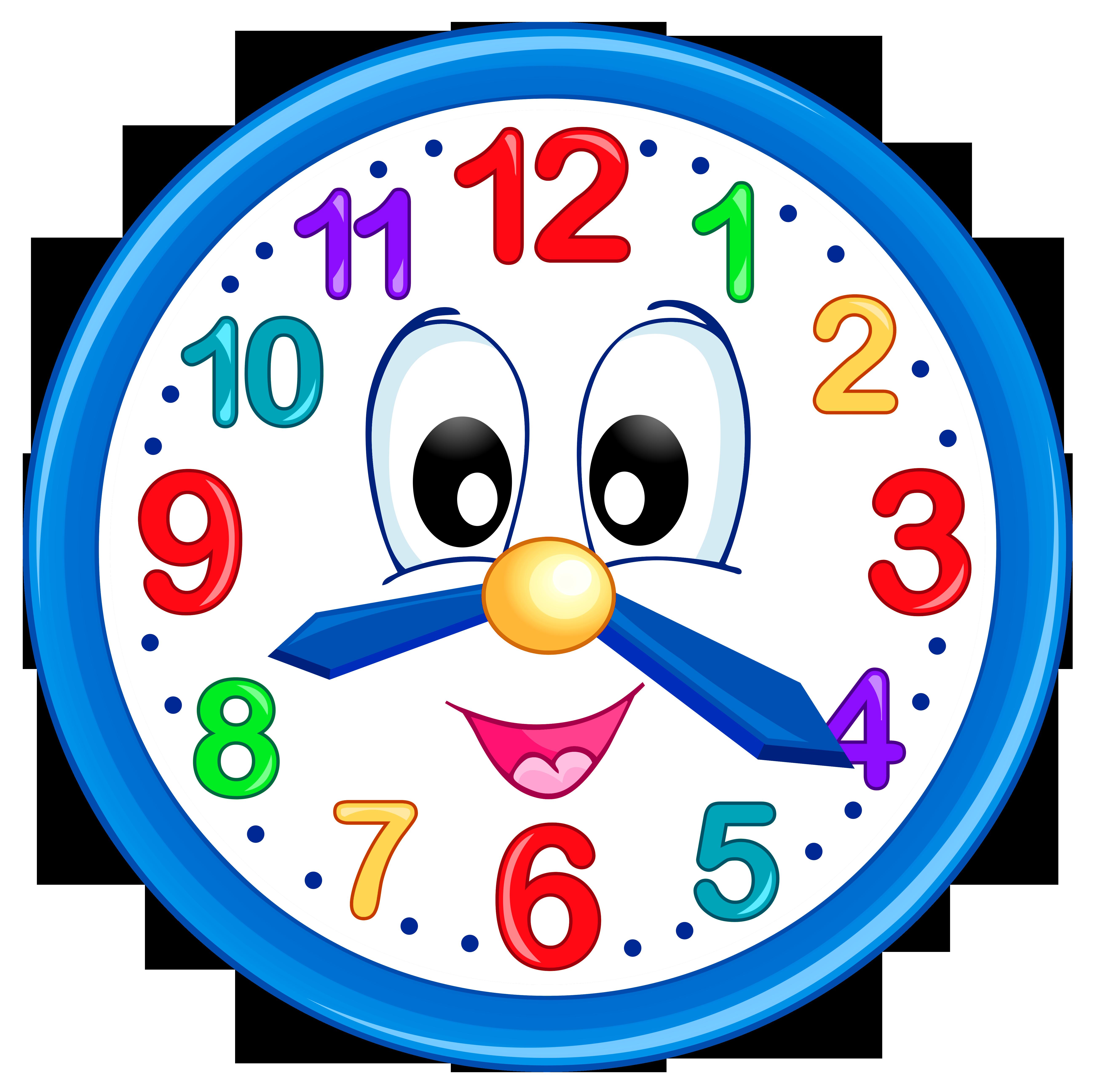 Clock clipart #2, Download drawings