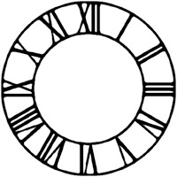 Clock svg #3, Download drawings