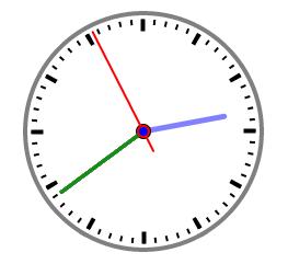 Clock svg #4, Download drawings