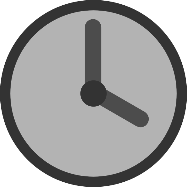 Clock svg #561, Download drawings