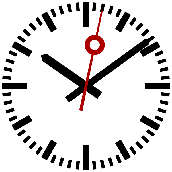 Clock svg #20, Download drawings