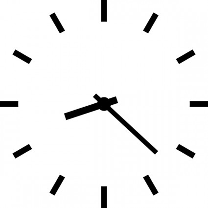 Clock svg #7, Download drawings