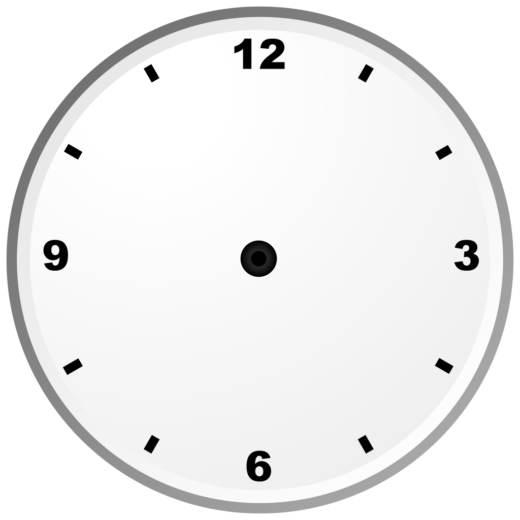 Clock svg #6, Download drawings