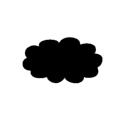 Cloud svg #533, Download drawings