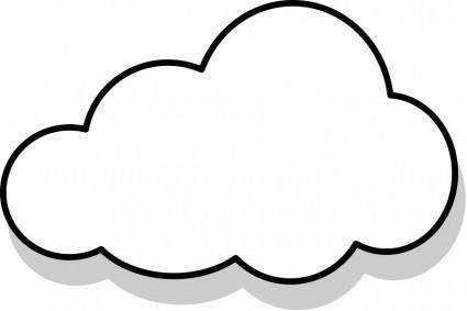Cloud svg #701, Download drawings