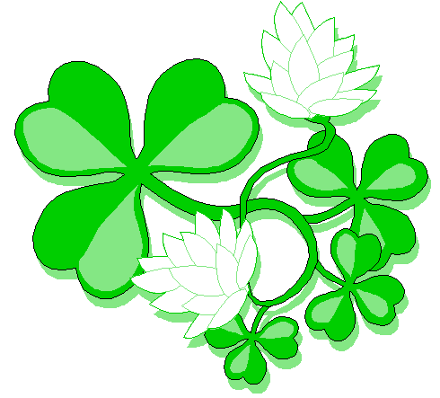 Clover clipart #9, Download drawings