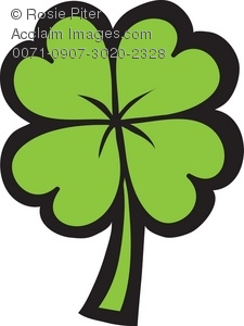 Clover clipart #5, Download drawings
