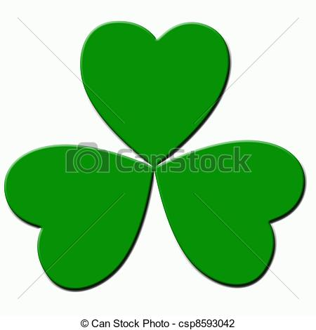 Clover clipart #3, Download drawings