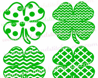Clover svg #13, Download drawings
