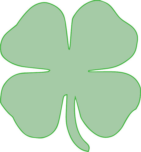 Clover svg #12, Download drawings