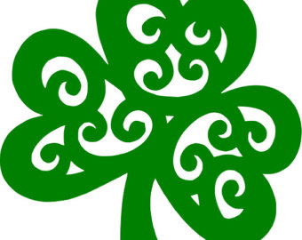 Clover svg #7, Download drawings