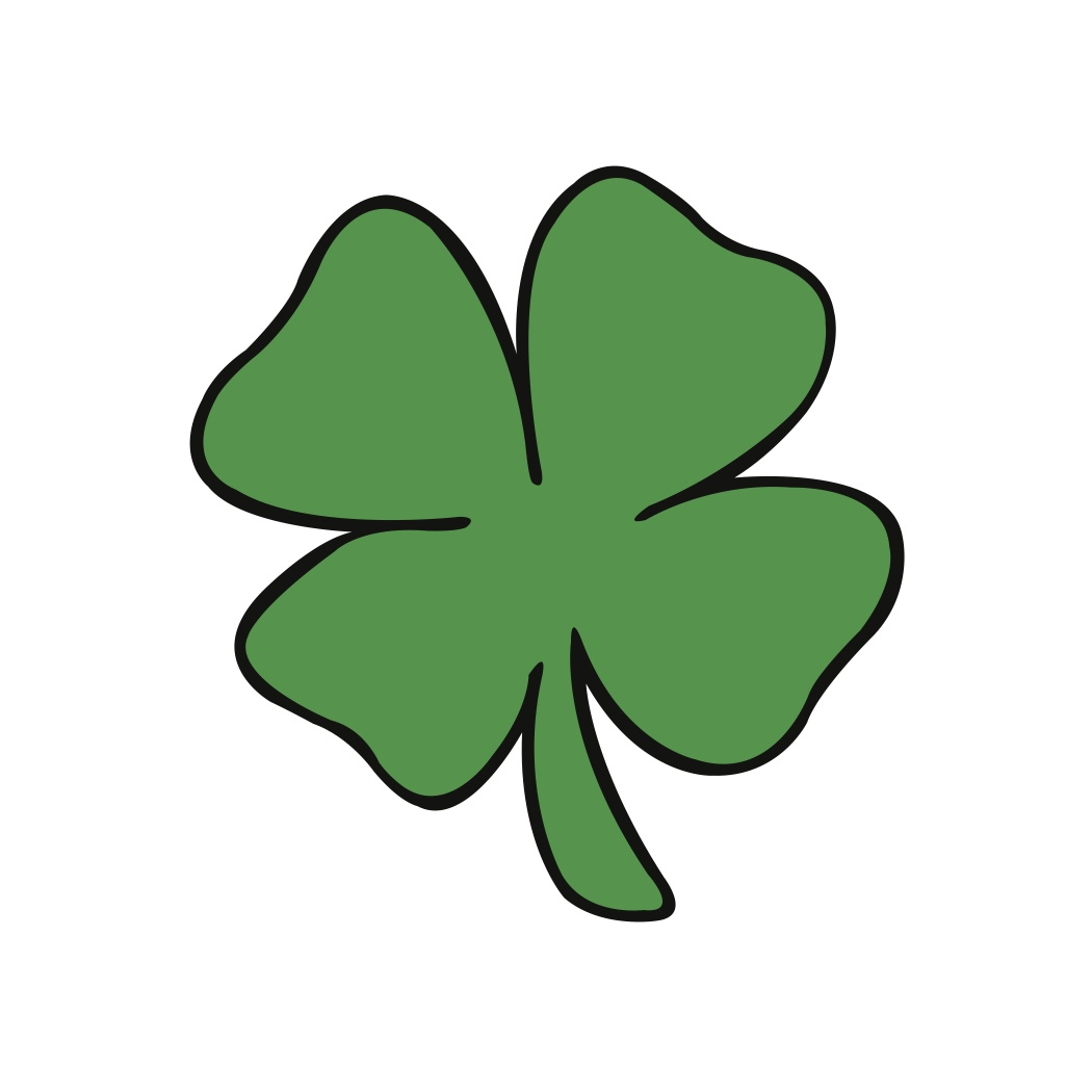 Clover svg #14, Download drawings