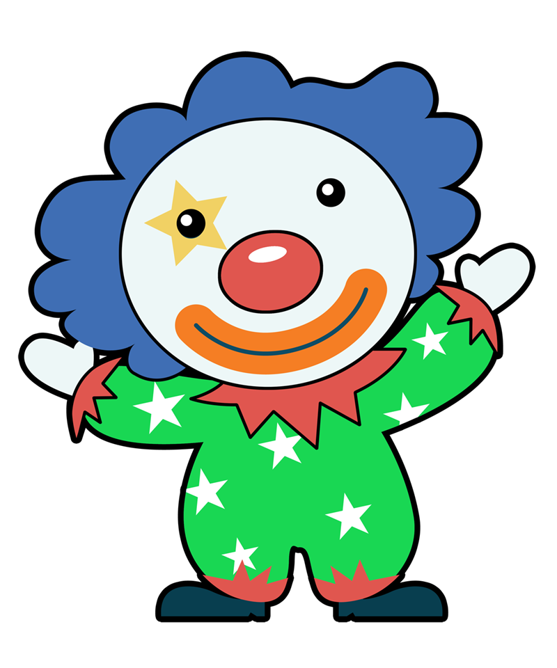 Clown clipart #15, Download drawings
