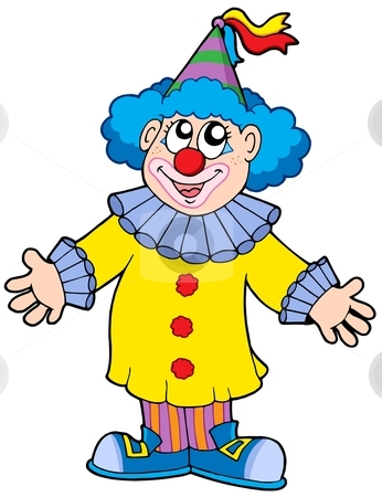 Clown clipart #7, Download drawings