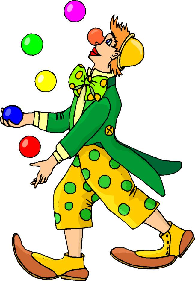Clown clipart #5, Download drawings