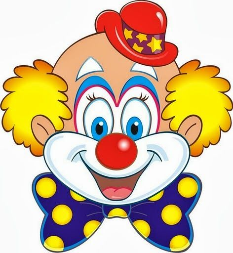 Clown clipart #11, Download drawings