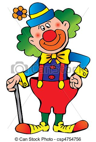 Clown clipart #19, Download drawings